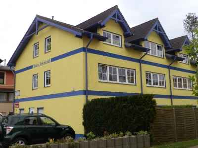 Haus Jasmund Wohnung 1 Objektansicht
