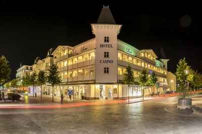 Loev Hotel Rügen Objektansicht