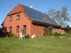 Ferienhaus: Ferienwohnung Sonnenhaus - Rügen/Putbus
