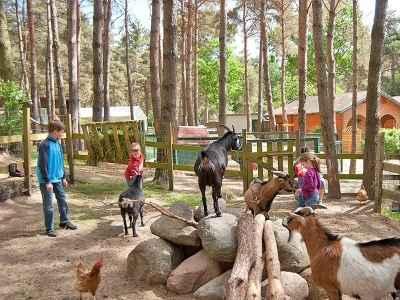 Ferienhausanlage Banzelvitzer Berge Objektansicht