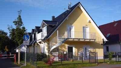 Appartements in Binz - Sommerwind Objektansicht