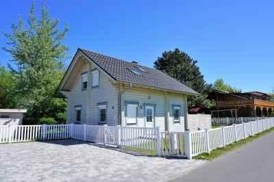 Holzhaus Seeadler Objektansicht