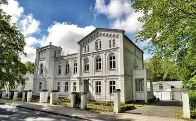 Apartments Fürstenvilla Putbus Objektansicht