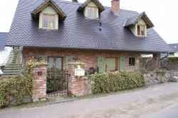 Ferienhaus: Ferienwohnung im Fachwerkhaus in Zempin