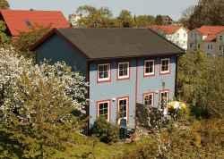 Ferienhaus: Norwegisches Ferienhaus in Bansin