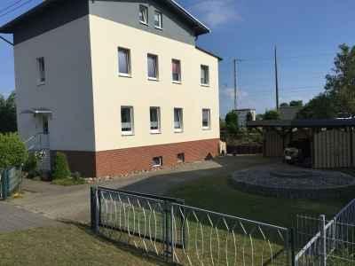Bahnhaus Samtens Objektansicht