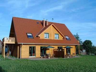 Ferienhaus Ökohof Thom Objektansicht