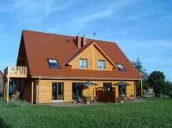 Ferienwohnung: Ferienhaus Ökohof Thom - Rügen/Samtens