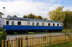 Ferienwohnung: Bahnhaus Usedom in Ahlbeck