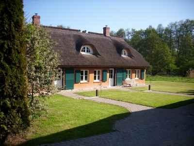 Forsthof Zargelitz Objektansicht