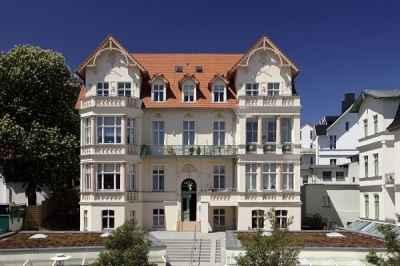 Villa Frisia und Villa Frohsinn Objektansicht