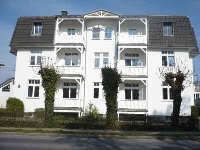 Villa Daheim Ferienwohnung Nr. 03 Objektansicht