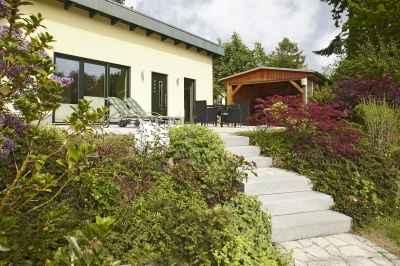 Exklusives Ferienhaus am Gothensee Objektansicht