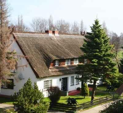 Ferienwohnungen Forsthaus Damerow Objektansicht