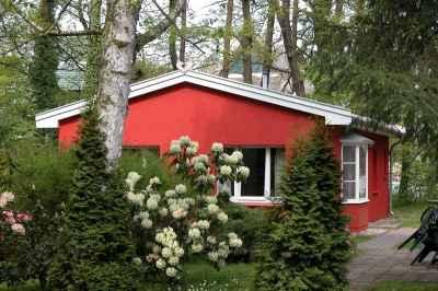 Ferienhäuser am Forsthaus Damerow Objektansicht