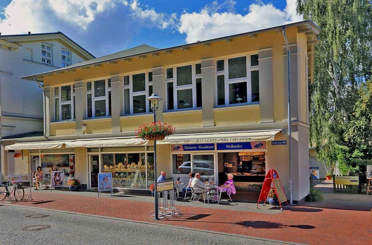 Urlaub In Heringsdorf Ferienwohnung Schlewitt Nr317