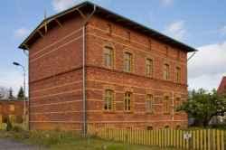 Ferienwohnung: Bahnhaus Usedom 2 in Ahlbeck