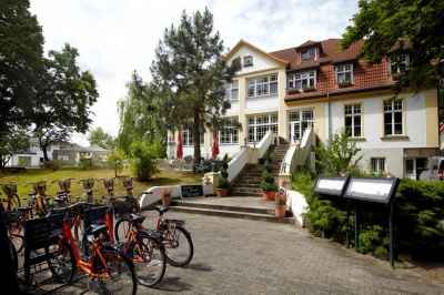 Hotel Idyll am Wolgastsee Objektansicht