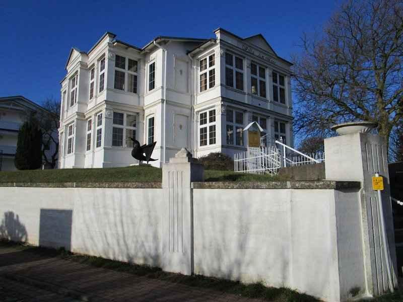 Villa am Meer in Göhren auf der Insel Rügen