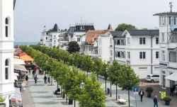 Ferienwohnung: Villa Alice in Binz