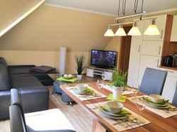 Ferienwohnung: Ferienwohnungen Haus der Seeadler - Rügen/Lietzow