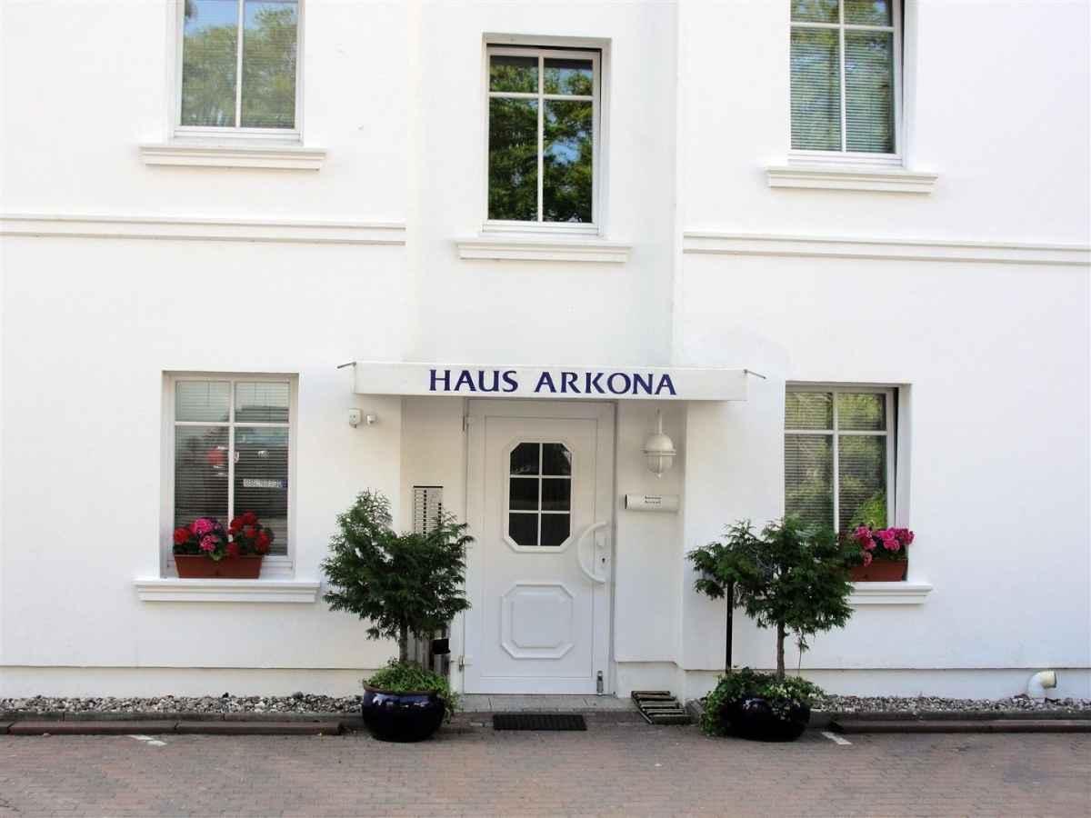 Urlaub in Sellin auf Rügen Haus Arkona Appartement 16