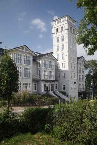 Hotel Hanseatic Objektansicht