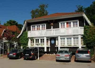 Hotel Schwedischer Hof Objektansicht