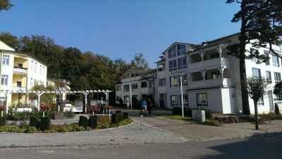 Appartement Haus Holstein Objektansicht