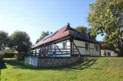 Ferienwohnung: Ferienhaus Am Gutshof - Rügen/Middelhagen
