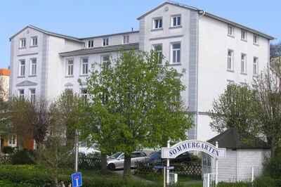 Kurhaus Nordstrand Objektansicht