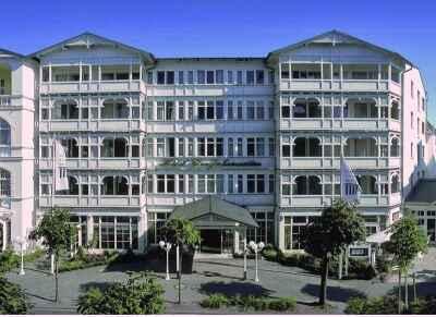 Hotel Vier Jahreszeiten Objektansicht