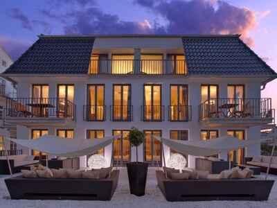 Suite Hotel Binz Familienhotel Rügen Objektansicht