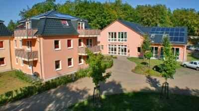 Das Hudewald Hotel und Resort Objektansicht