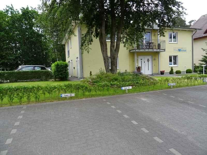 Villa Waterkant in Baabe auf der Insel Rügen