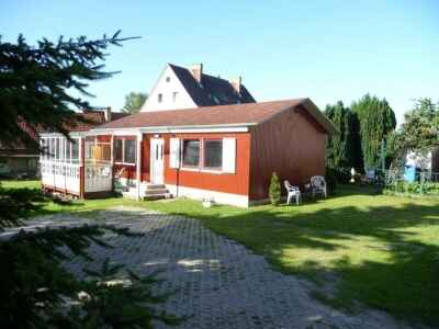 Ferienhaus Jasmund Objektansicht