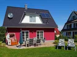 Ferienhaus: Ferienhaus Strandbuhne - Rügen/Glowe