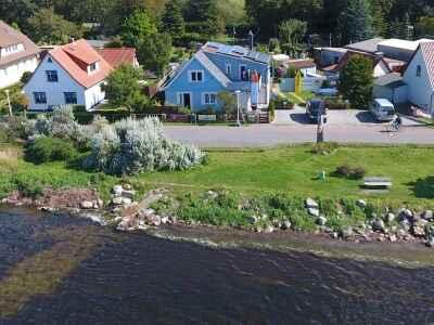 Haus am Meer in Wiek Objektansicht