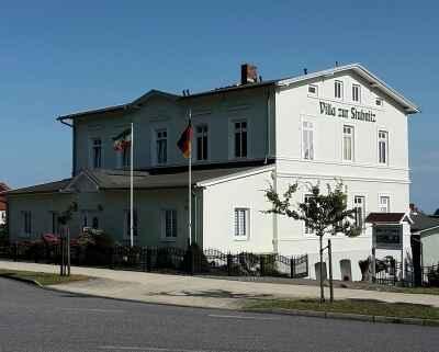 Villa zur Stubnitz Objektansicht