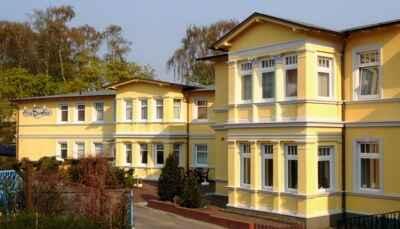 Ferienwohnungen Villa Transvaal Objektansicht