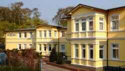 Ferienwohnung: Ferienwohnungen Villa Transvaal - Usedom/Ahlbeck