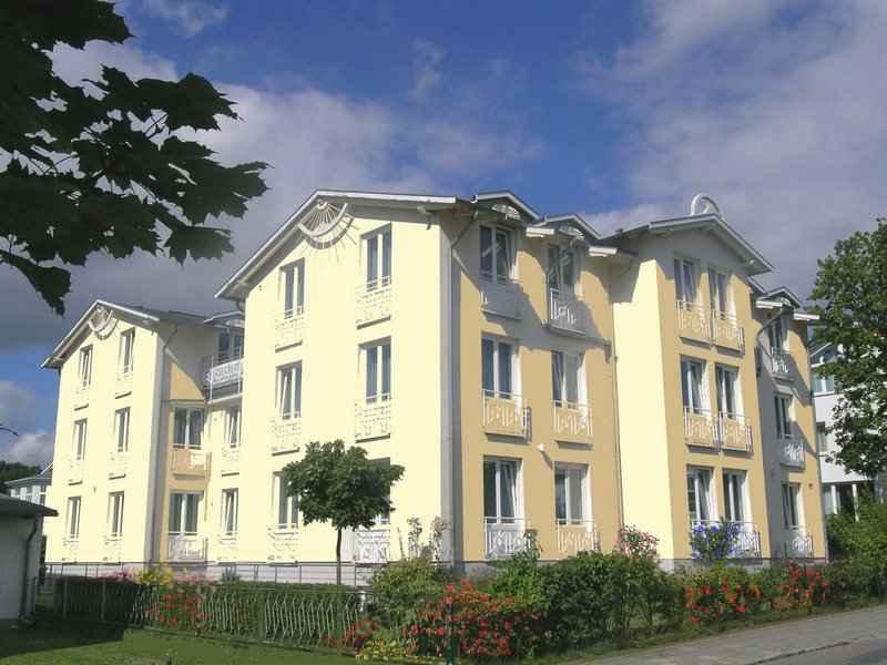 Urlaub in Göhren auf Rügen Haus Sonnenschein NR2314