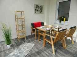 Ferienwohnung: Strandhaus Lobbe in Lobbe