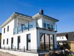 Ferienhaus: Haus am Wasser in Breege