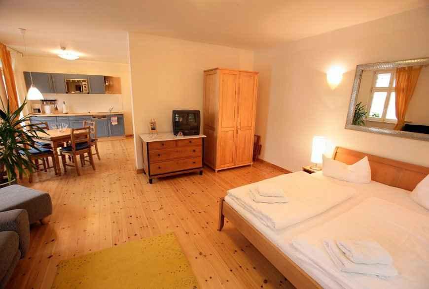 urlaub in bansin auf usedom villa glaeser nr23357. Black Bedroom Furniture Sets. Home Design Ideas