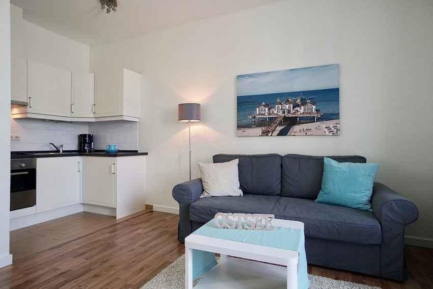 Urlaub in sellin auf r gen haus arkona appartement 04 for Sellin rugen ferienwohnung