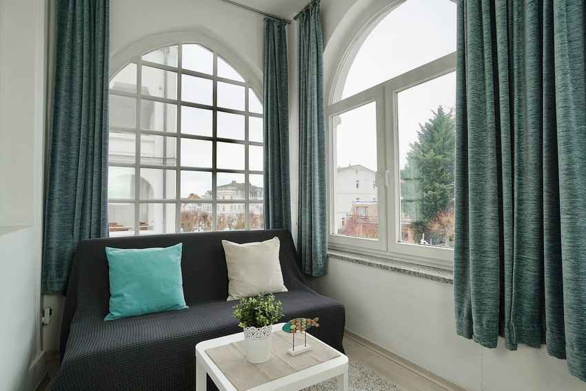 Urlaub in Sellin auf Rügen Haus Arkona Appartement 11