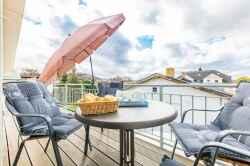 Ferienwohnung: Haus Windrose II in Binz